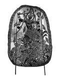Tajlandzka antyczna cień sztuka - cień kukła Fotografia Royalty Free