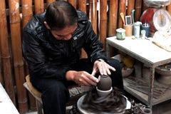 Tajlandzka antyczna fabryka Obrazy Stock