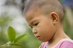 Tajlandzka chłopiec obrazy royalty free