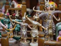 Tajlandzka dancingowa lala Obraz Stock