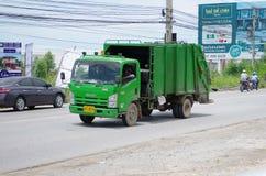Tajlandzka jałowego zbiornika ciężarówka Zdjęcia Royalty Free