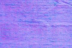 tajlandzka jedwabnicza tło tekstura Zdjęcie Royalty Free