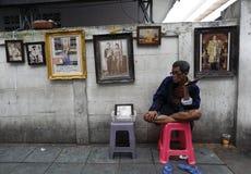 Tajlandzka królewiątko śmierć Obrazy Royalty Free
