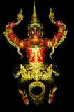 Tajlandzka królewska barka Obrazy Royalty Free