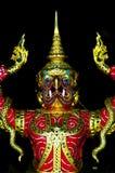Tajlandzka królewska barka Zdjęcie Royalty Free