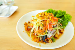 Tajlandzka kuchnia Obrazy Royalty Free