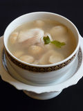 Tajlandzka kuchnia, Tom ignamu śliwki Zdjęcie Stock