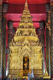 Tajlandzka Lanna stylowa antyczna pagoda Obrazy Royalty Free