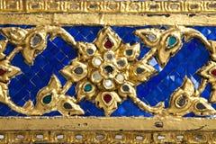 tajlandzka ornament tekstura Zdjęcia Stock