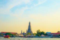 TAJLANDZKA pagoda Zdjęcie Stock