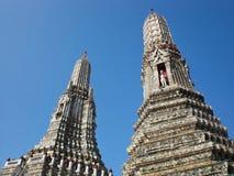 TAJLANDZKA pagoda Obraz Stock