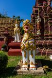 Tajlandzka religijna sztuka Fotografia Stock