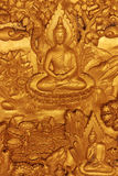 Tajlandzka rzemiosło sztuka Fotografia Royalty Free