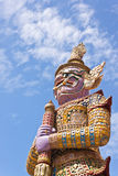 Tajlandzka sztuka zdjęcia royalty free