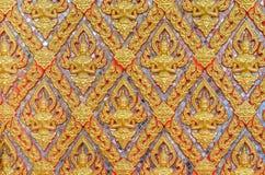 Tajlandzka sztuka Zdjęcie Royalty Free