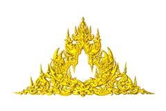 Tajlandzka sztuka Obraz Royalty Free