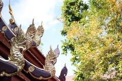 tajlandzka sztuki świątynia Obraz Royalty Free