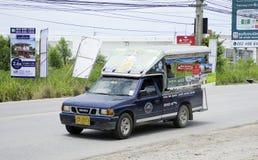 Tajlandzka taxi ciężarówka w Tajlandia Obrazy Royalty Free