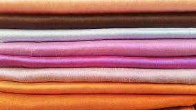 tajlandzka tkaniny linia Obraz Stock