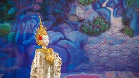 Tajlandzka Tradycyjna Mała kukła Obrazy Stock