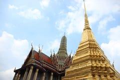 Tajlandzki świątynny buddhism Obrazy Royalty Free