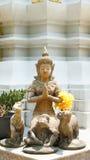 Tajlandzki anioła sculture Obraz Stock