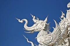 tajlandzki architektury buddhism Obraz Royalty Free