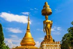 tajlandzki Asia tample Buddha zdjęcia royalty free