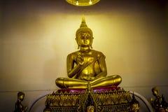 Tajlandzki Buddhas 1 Fotografia Royalty Free