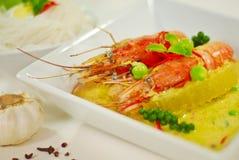 Tajlandzki curry Zdjęcie Stock