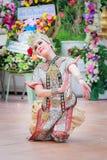 Tajlandzki dancingowy pogrzeb Obraz Royalty Free