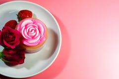 Tajlandzki deserowy cukierki ablegruj?cy galareta torta r obraz royalty free