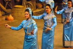 Tajlandzki gwoździa taniec Obraz Royalty Free