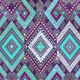 Tajlandzki jedwabniczej tkaniny wzór Zdjęcie Royalty Free