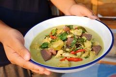 Tajlandzki jedzenie dzwoni?cy fotografia royalty free