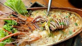 Tajlandzki jedzenie, Tom Goong Yum Obrazy Stock