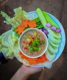 Tajlandzki jedzenie w ten sposób dobry Zdjęcia Stock