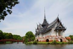 Tajlandzki kasztel 01 Fotografia Stock