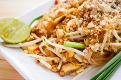 Tajlandzki kluski Zdjęcie Stock
