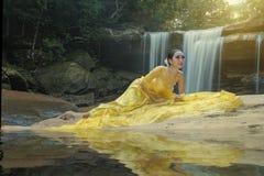 Tajlandzki Kostium Obrazy Royalty Free