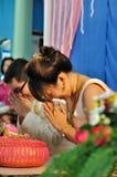 tajlandzki ślub zdjęcie stock