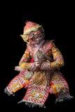 Tajlandzki maskowy taniec nazwany Khon Zdjęcie Royalty Free