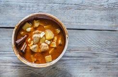 Tajlandzki Massaman curry Obrazy Stock