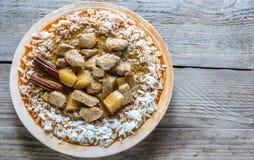 Tajlandzki Massaman curry Fotografia Stock