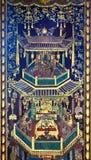 tajlandzki obrazu chiński styl zdjęcia stock