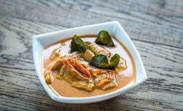 Tajlandzki panang curry Obraz Royalty Free