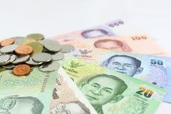 Tajlandzki pieniądze Obraz Stock