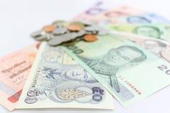 Tajlandzki pieniądze Obraz Royalty Free