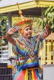 Tajlandzki Południowy Norah taniec Fotografia Stock