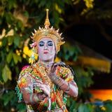 Tajlandzki Południowy Norah taniec Fotografia Royalty Free